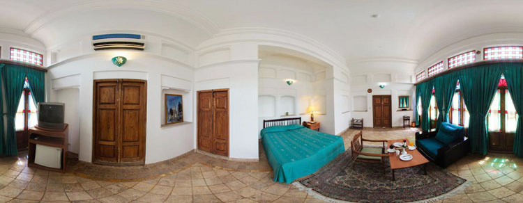 خانه گلشن یزد ( هتل لاله یزد )