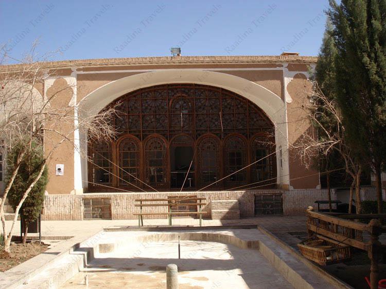 دانشکده معماری و شهرسازی یزد (خانه حاج كاظم رسولیان یزد)