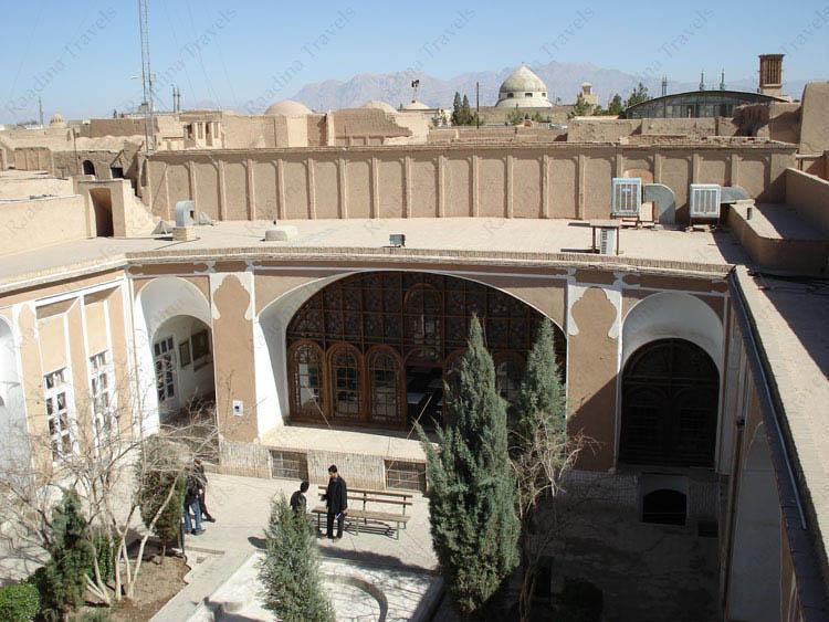 خانه حاج كاظم رسولیان یزد (دانشکده معماری و شهرسازی)