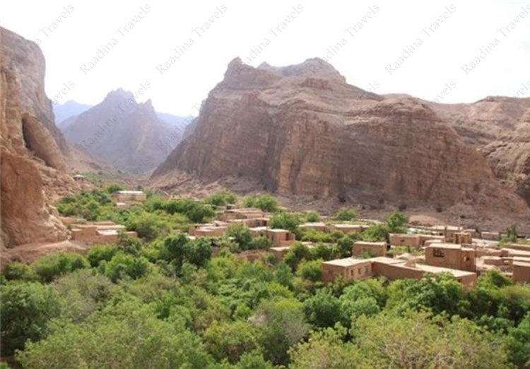 روستای قطرم بافق