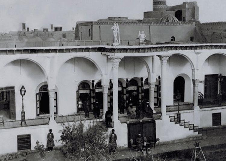 ثبت ملی مجموعه صدرالعلما ، یزد ، تاریخی