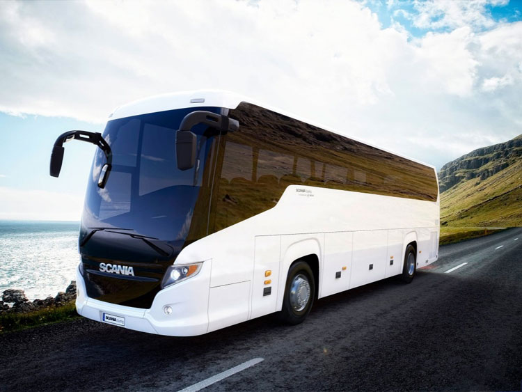 اجاره اتوبوس اسکانیا