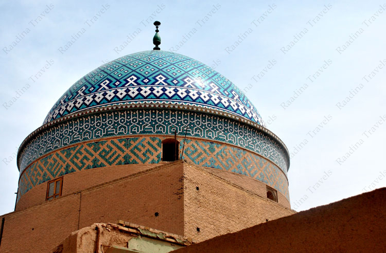 بقعه سید رکنالدین یزد