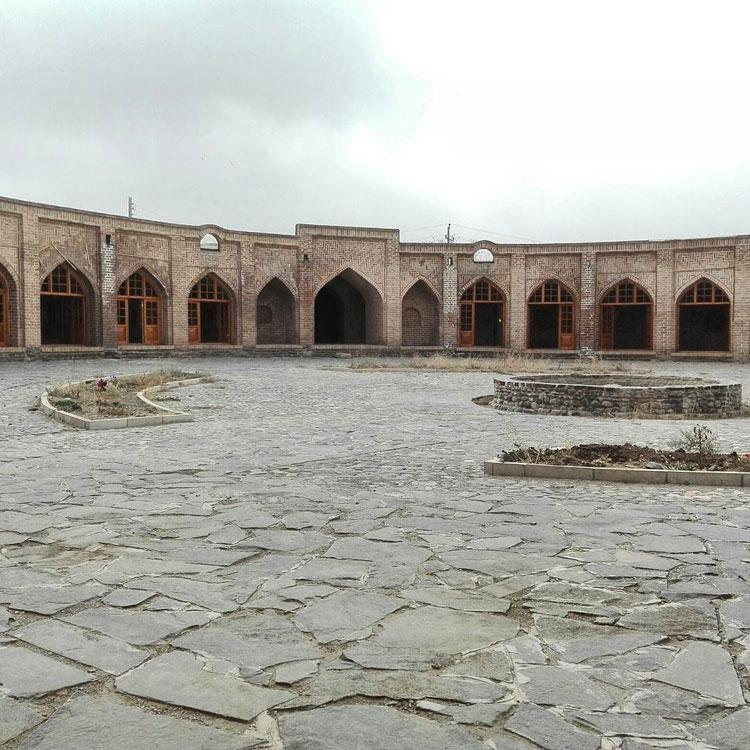Meybod Shah Abbasi Caravanserai