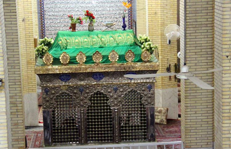 بقعه امامزاده سید تاج الدین یزد (سید پنهون)