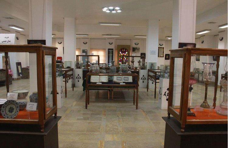 کتابخانه و موزه وزیری