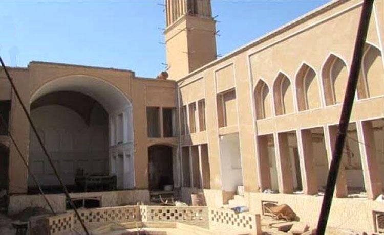 خانه شفیع پور یزد