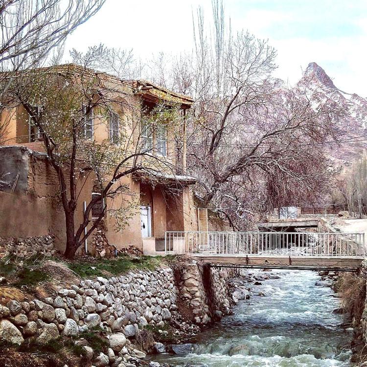 روستای ده بالا یزد