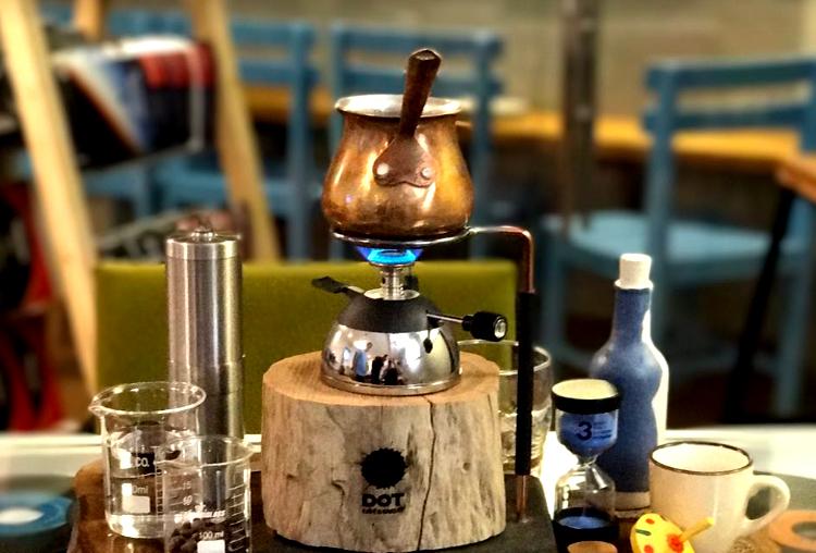 کافه دات یزد