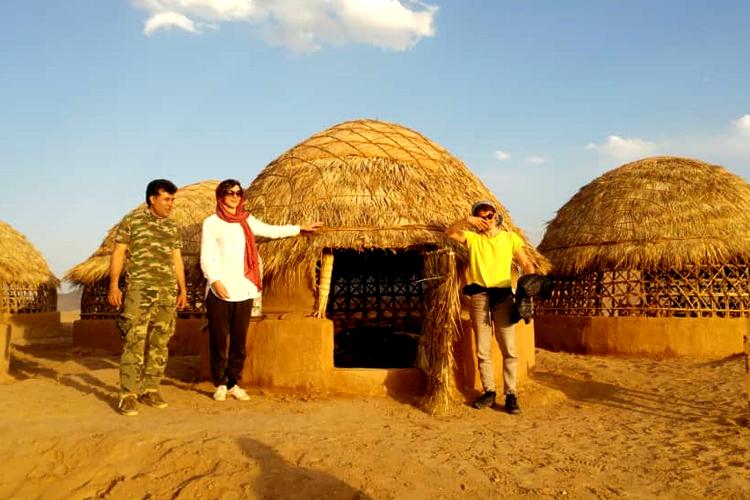 کمپ کویری فهرج