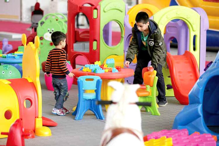 مراکز تفریحی کودکان یزد – شهربازی کودکان یزد – شهربازی پونی پارک یزد