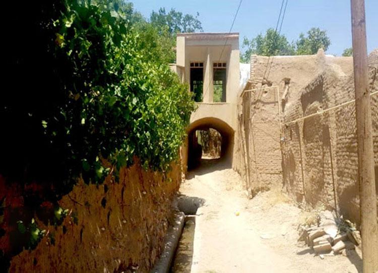 روستای نصرآباد تفت