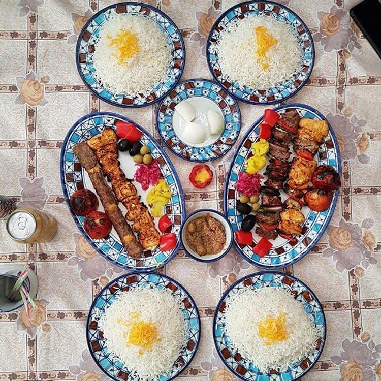رستوران ماهور یزد