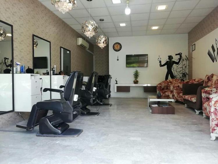 آرایشگاه عالیجناب یزد