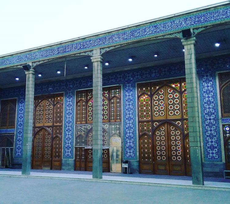 مسجد حظیره یزد (روضه محمدیه)