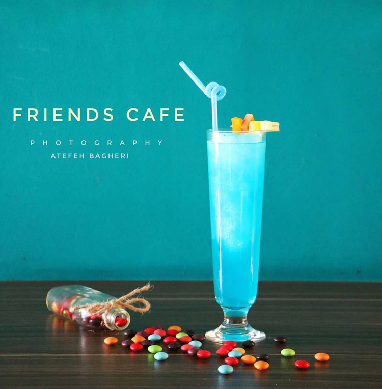 کافه فرندز یزد