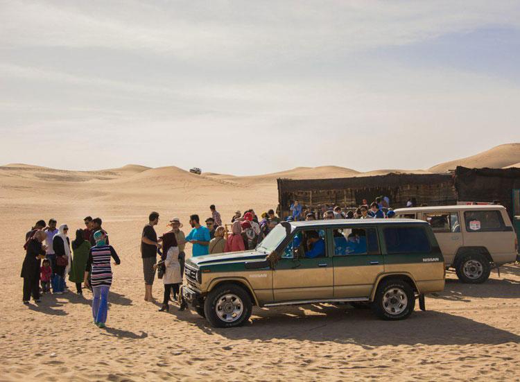 Sandbad desert camp
