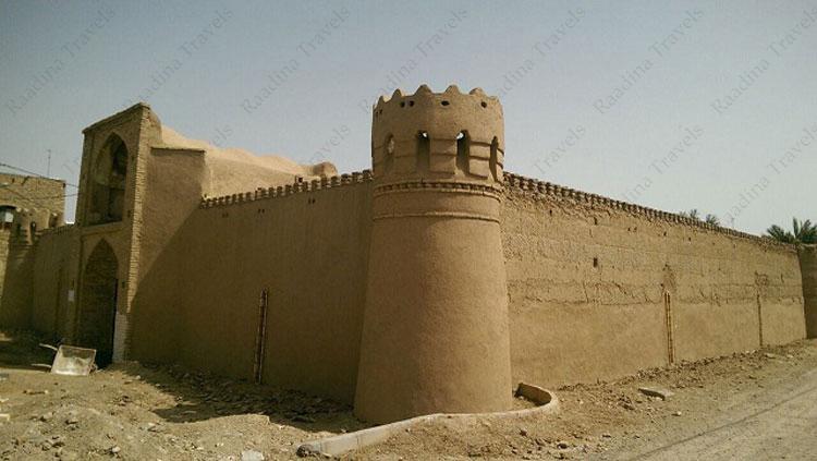 قلعه روستای عقدا
