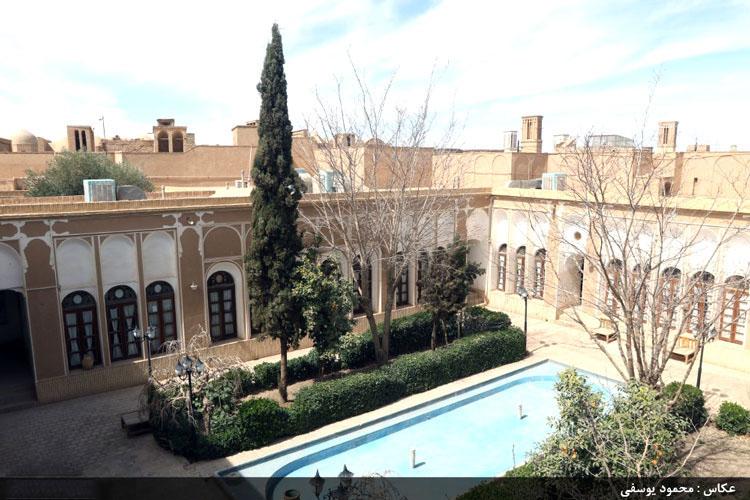 خانه شکوهی یزد (اداره میراث فرهنگی یزد)