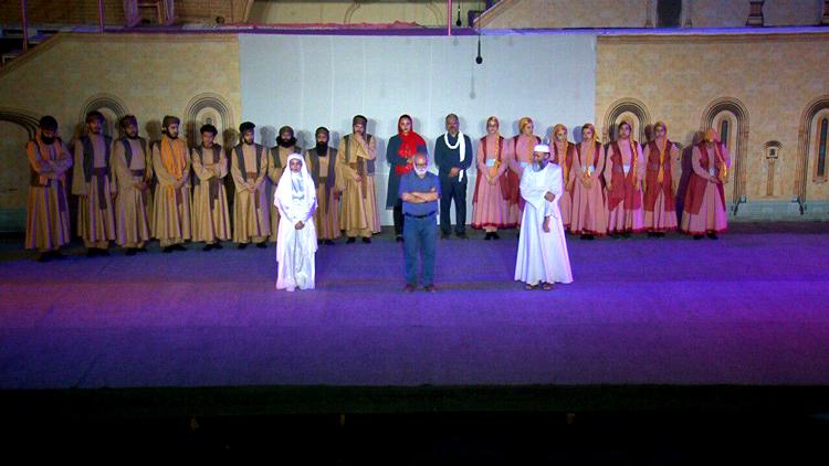 کنسرت نمایش شیخ صنعان در یزد
