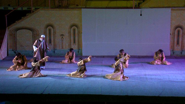 تئاتر شیخ صنعان در یزد