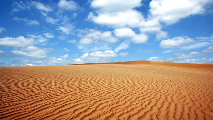 Abarkooh Desert