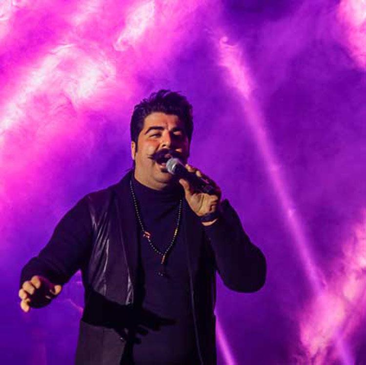 کنسرت بهنام بانی در یزد