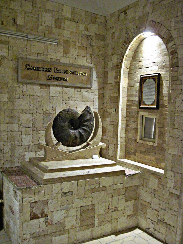 موزه کامبرین یزد