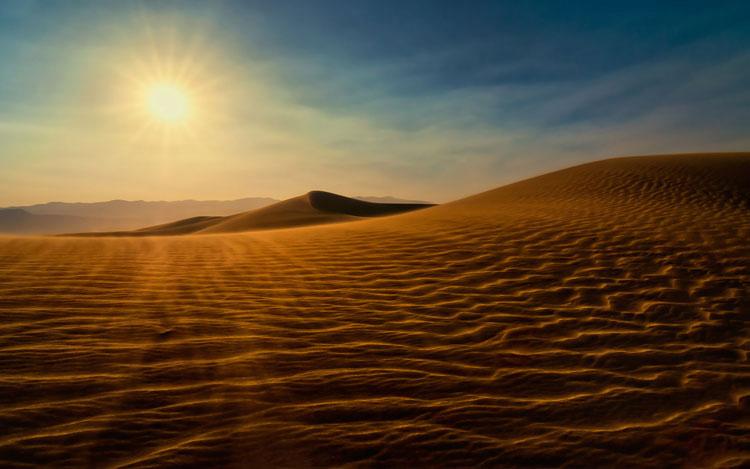 Daranjir Desert