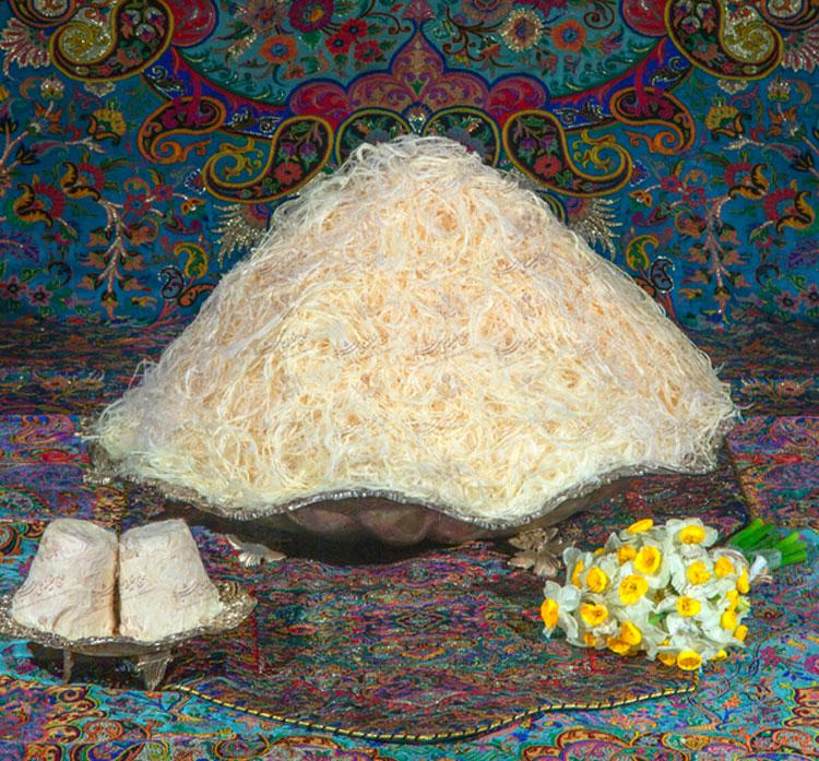 شیرینی حاج خلیفه علی رهبر یزد