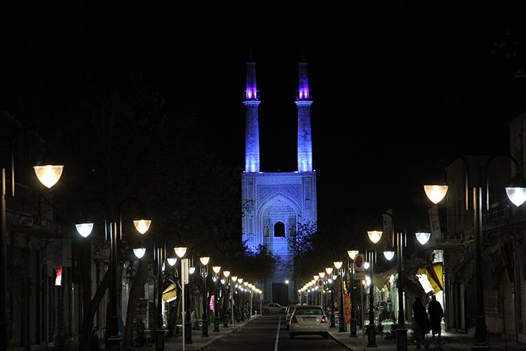خیابان مسجد جامع