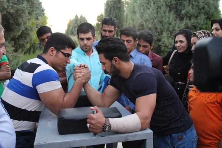 پارک بزرگ آزادشهر یزد