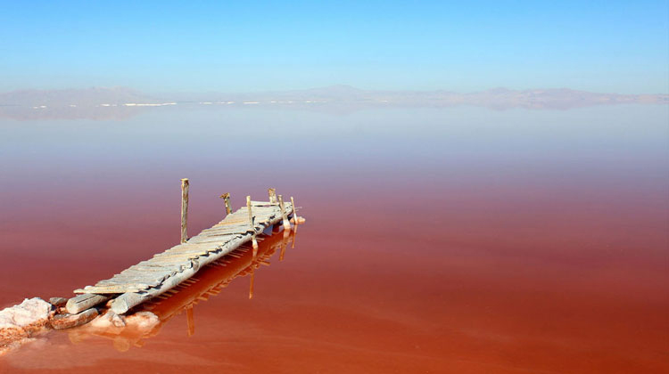 Lake Urmia, A Wonderful Salty Heritage in Azarbaijan