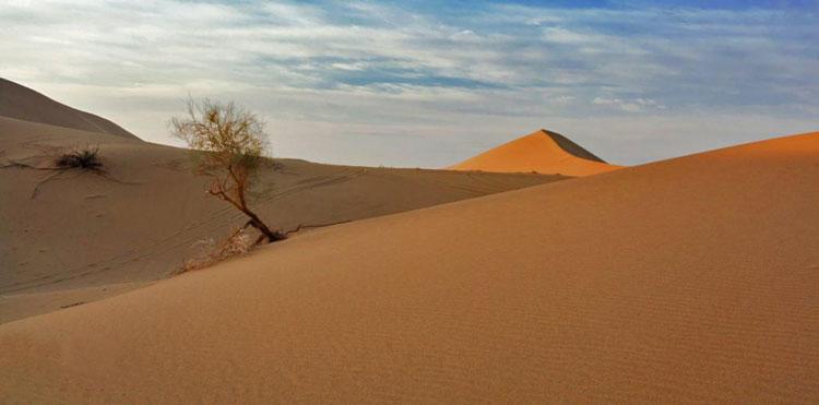 Iran Desert Destinations