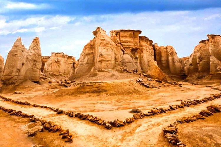 Stars Valley, One of the Seven Wonders in Qheshm Island