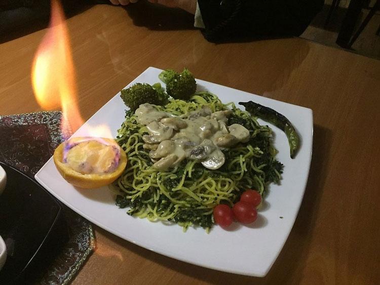 Zamin Vegan Restaurant