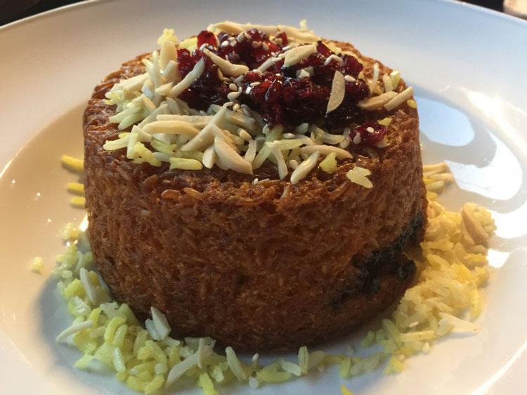 Navaye Ghazaye Pak Vegetarian Restaurant