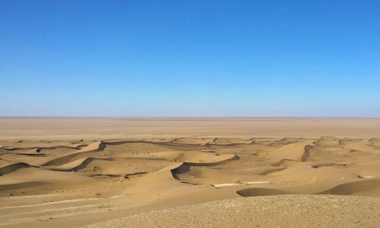 Isfahan Deserts