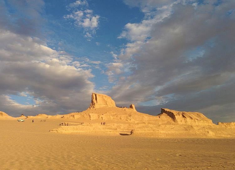 Kerman Deserts