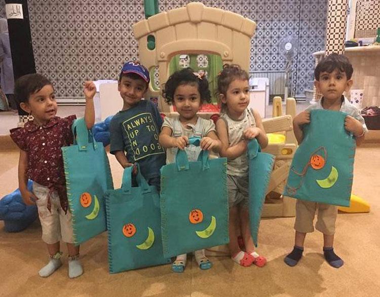 خانه خلاقیت کودک ماه نو