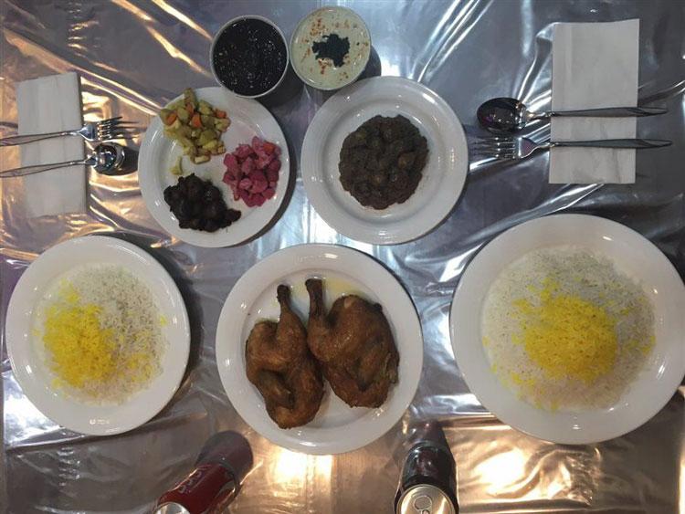 رستوران چلو جوجه مازندران یزد