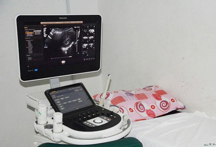 سونوگرافی و رادیولوژی بیمارستان شهید صدوقی یزد