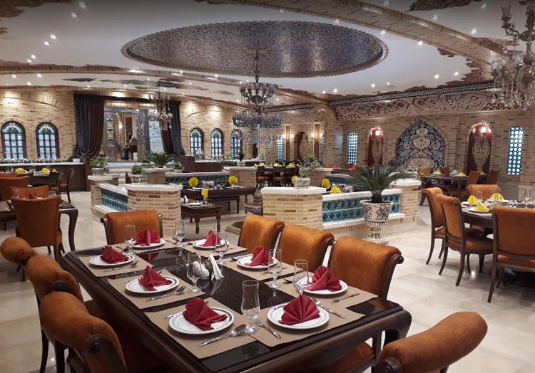 رستوران بامس یزد