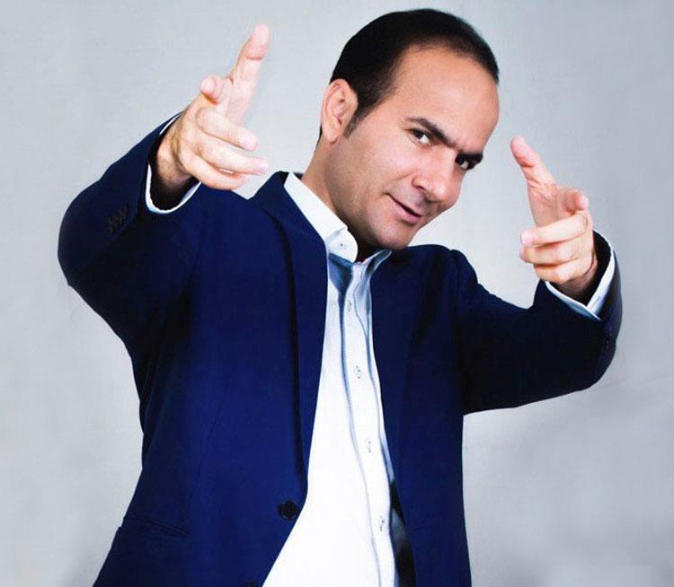 کنسرت حسن ریوندی در یزد