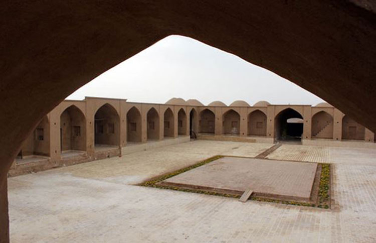 Historical Saryazd Village