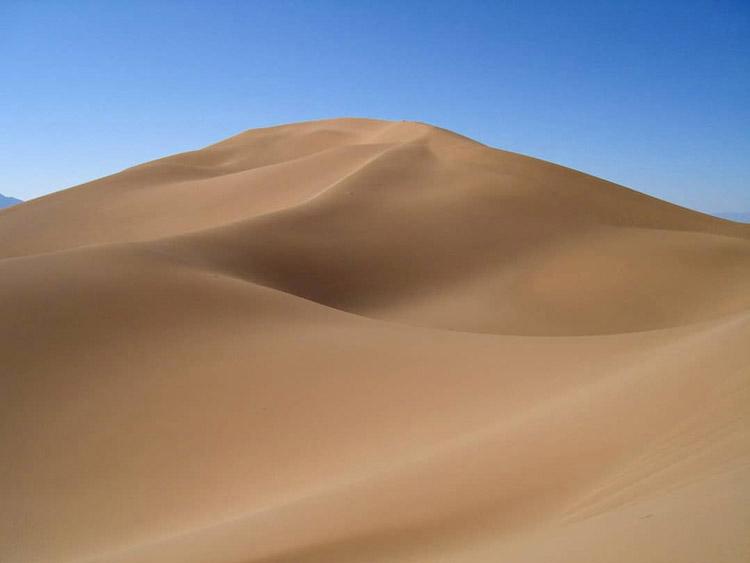 Saghand Desert