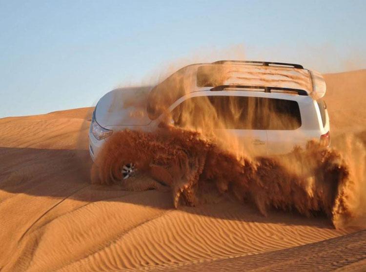 Shabahang Desert Camp