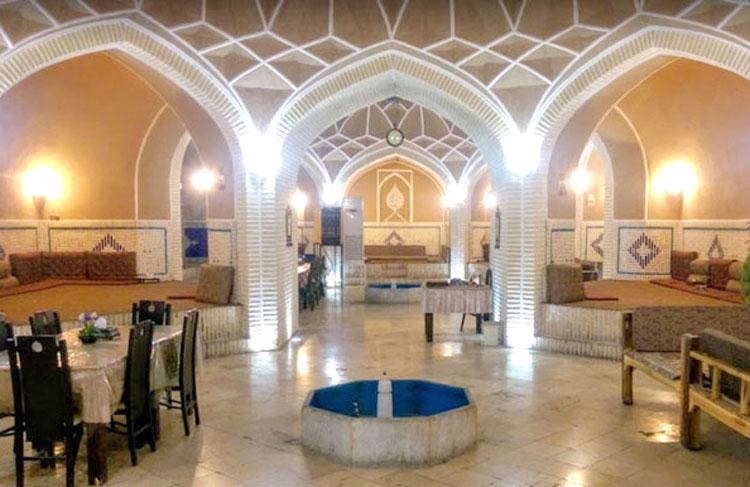 رستوران سنتی شاه مردان یزد