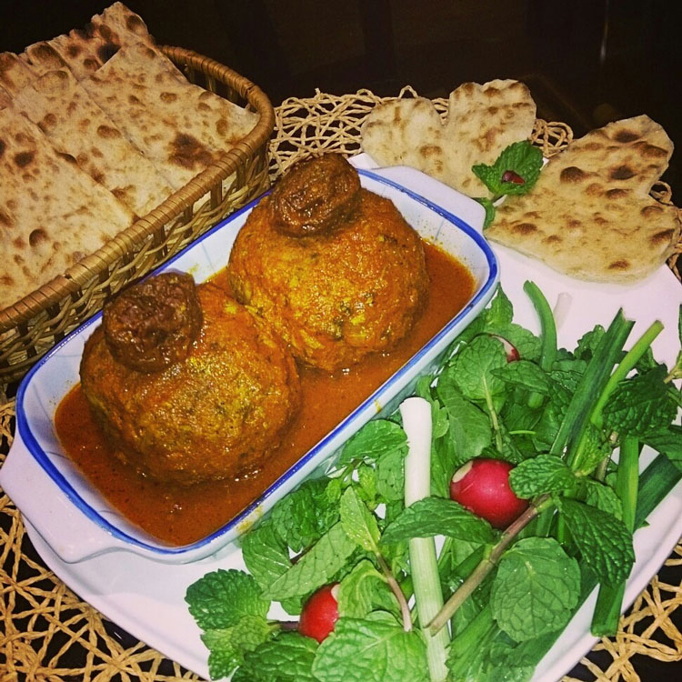 Traditional Iranian Cuisines