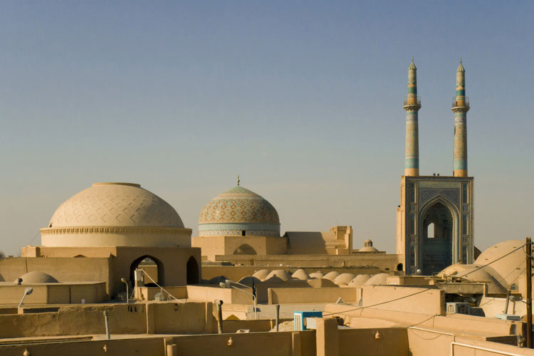 UNESCO World Heritage Sites in Iran